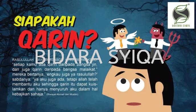 """Mungkinkah Ada """"Qarin"""" Masuk Islam? �C IKHTIAR SYIFA"""