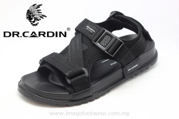 Dr. Cardin Men Sandal -DC-7196- BLACK Colour