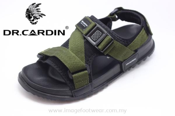 Dr. Cardin Men Sandal -DC-7196- KHAKI Colour