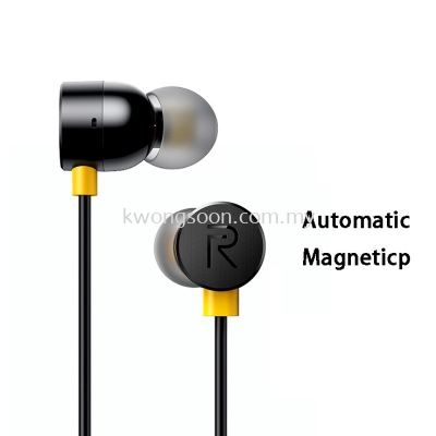 Realme buds 2��RMA155�� Wired Earbud In-ear mi Bass Subwoofer Stereo Earphones Hands-free 3.5mm with Mic