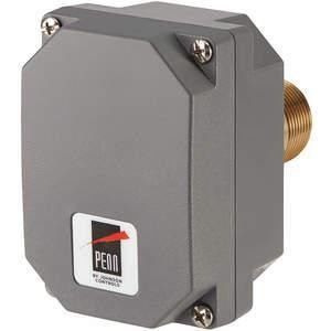 JOHNSON CONTROLS F261MAH-V01C Standard Fluid Flow Switch, 1 MNPT, 2.5 gpm to 760 gpm
