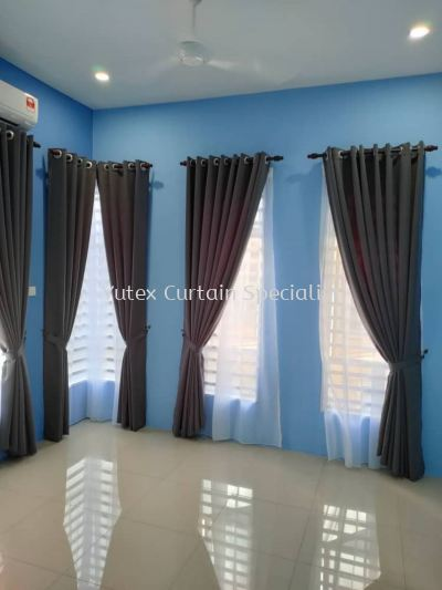 DIMOUT CURTAIN