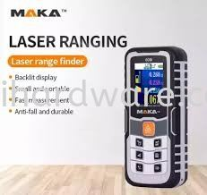 MAKA MK6 Laser Distance Meter Professional Measuring Tools Hand Tools