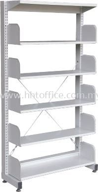 S315W - 5 Level Single Sided Library Rack