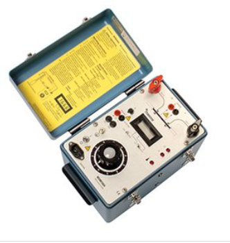 MEGGER MOM200A MICRO-OHM METER
