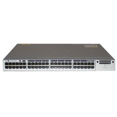WS-C3850-48P-L. Cisco Catalyst 3850 48 Port PoE LAN Base. #AIASIA Connect