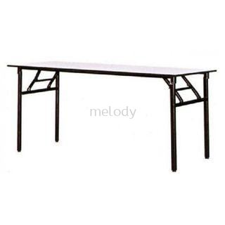 2ft x 5ft 3V Foldable Top Banquet Table