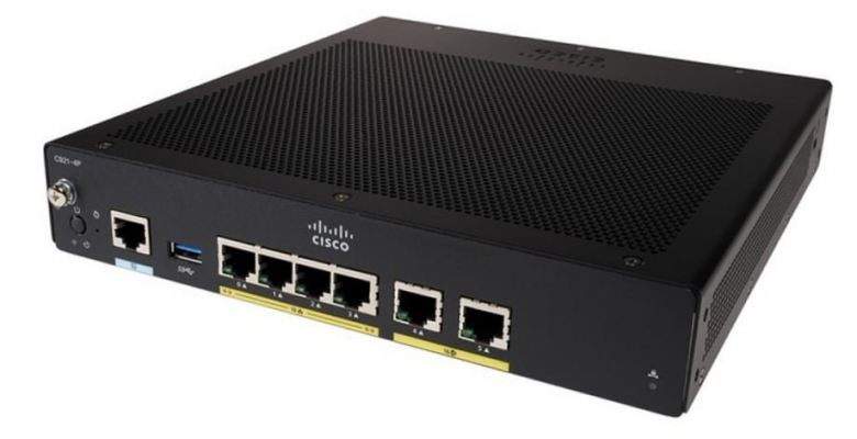 C921-4P. Cisco 900 Series Integrated Services Routers. #AIASIA Connect