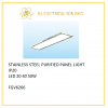OFFSHORE LED PANEL LIGHT 20/40/50W. FGV6266 STAINLESS STEEL PURIFIED PANEL LIGHT OFFSHORE