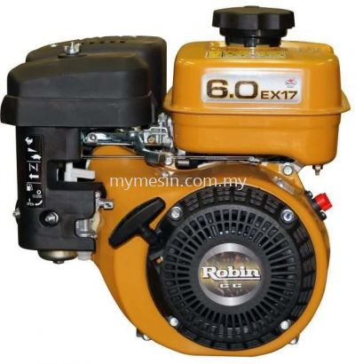 Robin EX-17 6Hp Petrol Engine - Ket/Thread Type  [Code:7699]