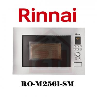 RINNAI Build In Microwave Oven RO-M2561-SM
