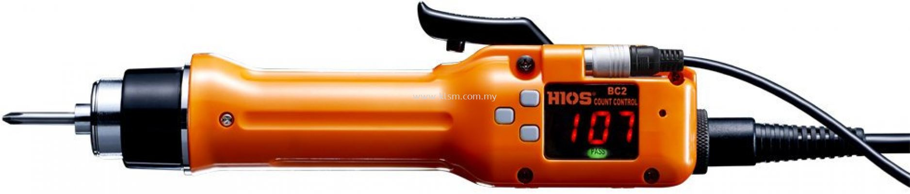 HIOS BC2 ELECTRIC SCREWDRIVER