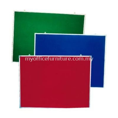 VELVET NOTICE BOARD (RM 58.00/UNIT)