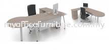 ELEUSINE EXECUTIVE TABLE SET (RM 1,083.30/SET) Executive Table DIRECTOR TABLES & EXECUTIVE TABLES