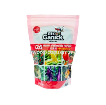Mr Ganick 426 Organic Melon Vegetable Fertilizer (400G)