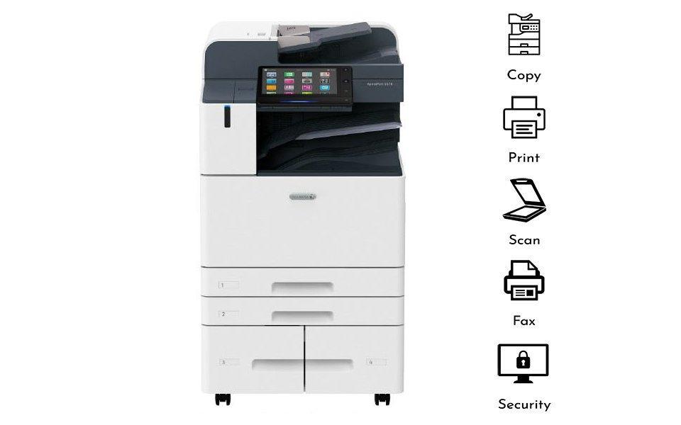 FujiXerox ApeosPort 5570/4570 Brand New FujiXerox Machine FujiXerox Multifunction Printer Multifunction Printer