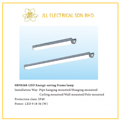 OFFSHORE LED FRAME LAMP 9/18/36W SBF8268, OFFSHORE/SEA/SHIP APPLICABLE