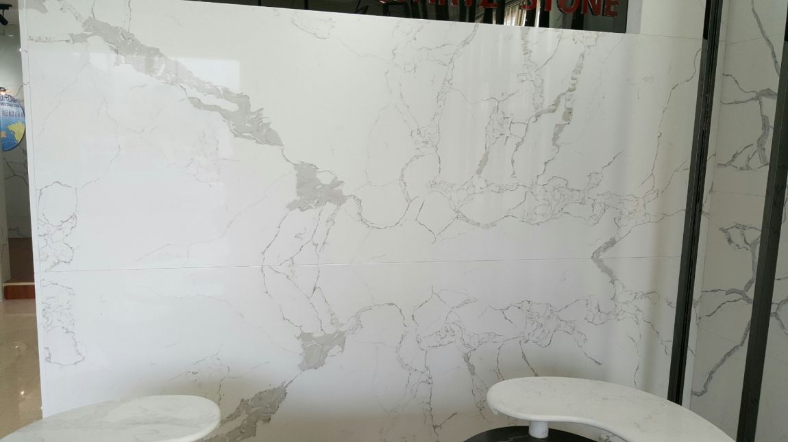 Quartz Stone Kichen Cabinet Table Top Sample Table Top Kitchen Choose Sample / Pattern Chart