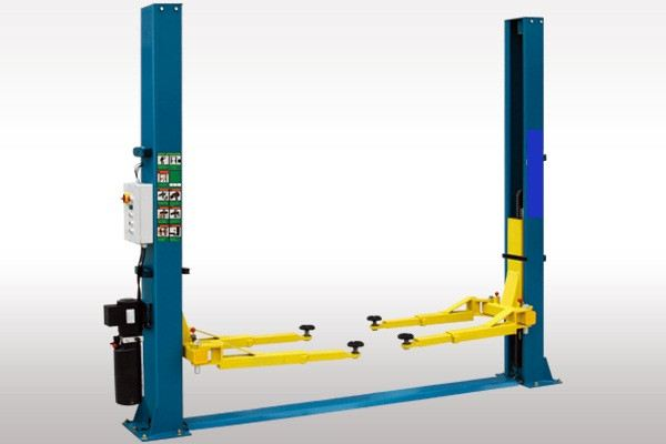 Electric Two post Lift