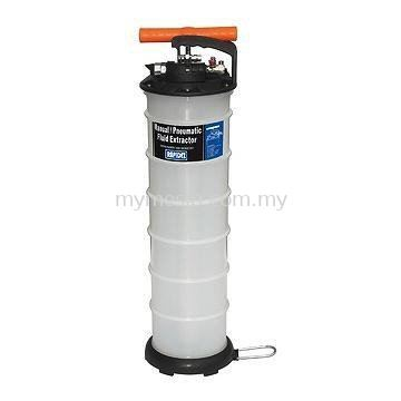 OM-11060 6 Liter Manual/Pneumatic Extractor  [Code:8035]