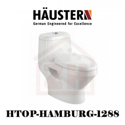 HAUSTERN One Piece Water Closet HTOP-HAMBURG-1288