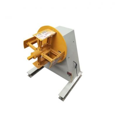 Manual Steel Coil Uncoiler