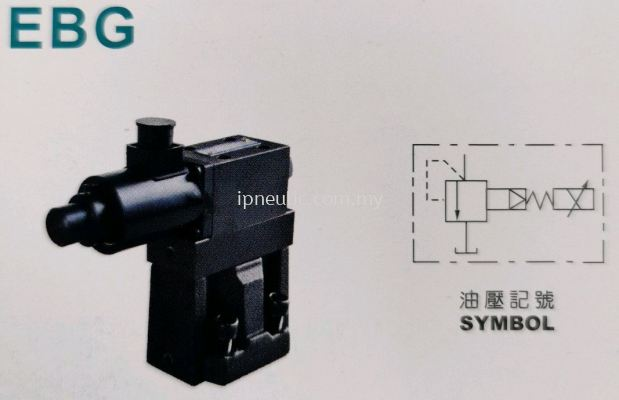 ELECTRO-HYDRAULIC PROPORTIONAL RELIEF VALVES