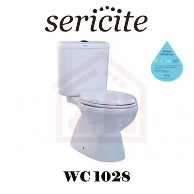 SERICITE Close-Couple Water Closet WC 1028