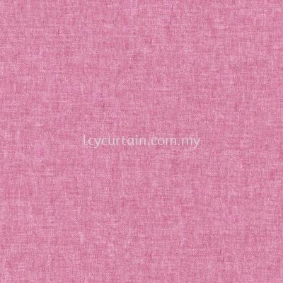 Premium European Polyester and Cotton Curtain 30 Colours Hometown 14 Fuchsia