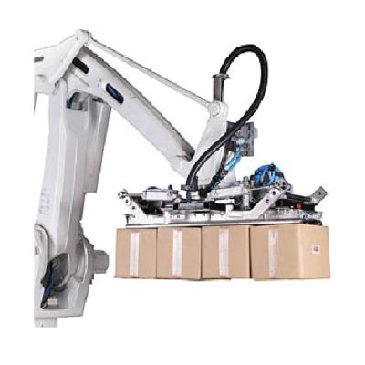 Palletizing Robotic Vacuum