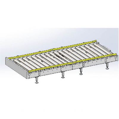Middle Praduct Inlet Conveyor