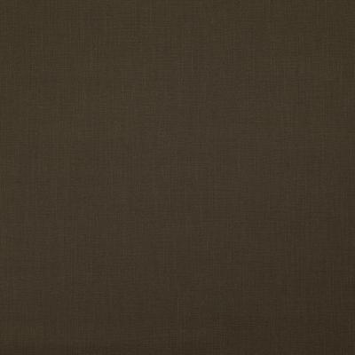Premium European 100% Cotton Curtain 57 Colours Polo 15 Chocolate