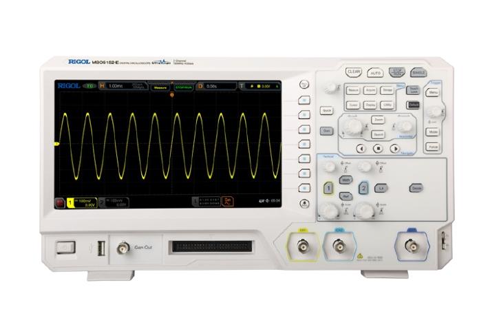 RIGOL MSO5152-E 2 Channel / 150 MHz Digital Oscilloscope