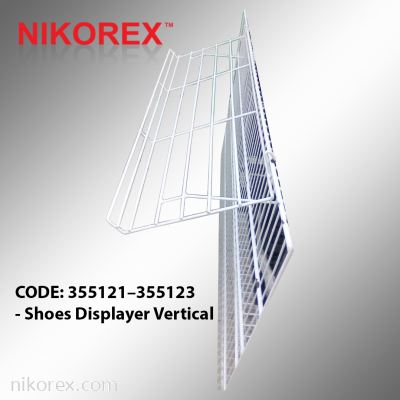 355121/355122/355123 - Shoes Displayer Vertical