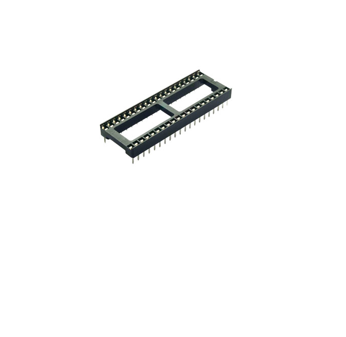 MEC - ISS40T1/06 40 PIN IC SOCKET