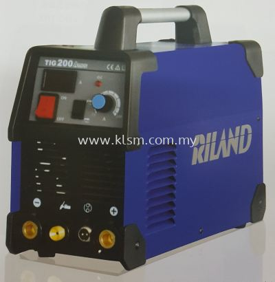 RILAND PORTABLE PRECISE DC TIG200A WELDING MACHINE