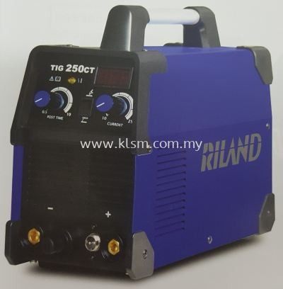 RILAND TIG 250CT WELDING MACHINE