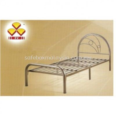 3V Single Metal Bed Frame with Super Base