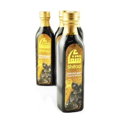 Shifaa Pati Kurma 500ml X 12