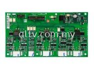 176F3160 Gate Drive Card NO 110-315kW 400V