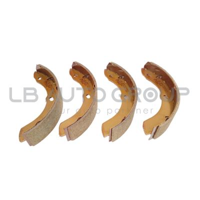 BS-4460-J BRAKE SHOE PERKASA 2.8D (Single TYRE FRT & RR)