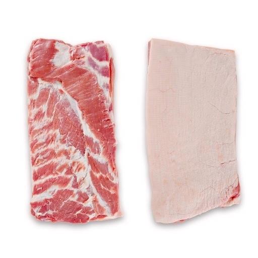 Pork belly skin off Imported pork Frozen pork Johor Bahru ...