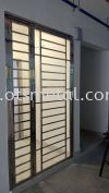 SSD028 Stainless Steel Door