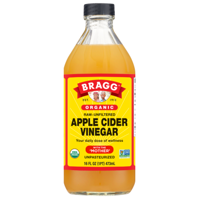 Bragg Organic Apple Cider Vinegar 473ml