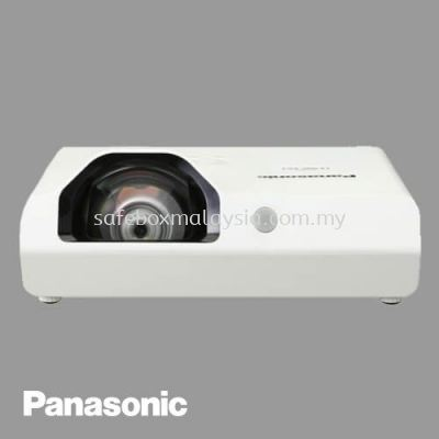 SHORT THROW LCD PROJECTOR PT-TX430