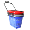 TLB-2 (Roller Basket) SHOPPING TROLLEY MATERIAL HANDLING