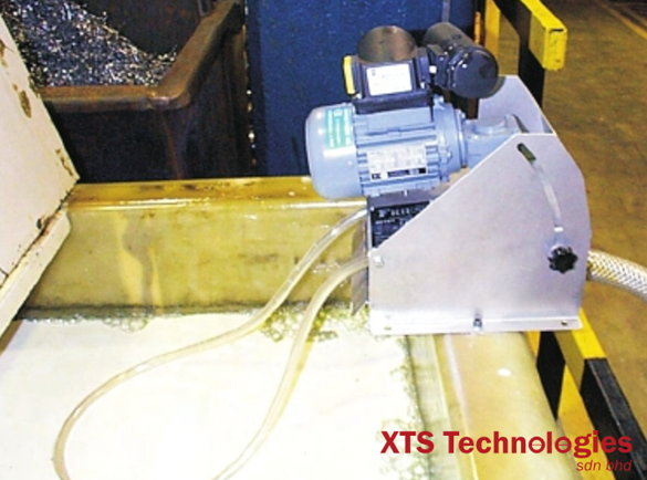 XTS Tech Oil Skimmer Model W40