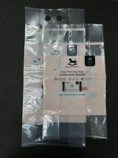 Nylon/PE Lamination 3 Side Sealed Bag