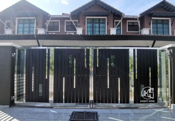 Folding Gate -Johor
