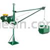 Toku TKPLH-300 Portable Hoist with Robin EY20 Engine  [Code:8453] Hoist Construction & Engineering Equipment